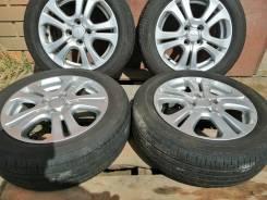 Комплект летних колёс хонда 185*60*15 /4*100б/п