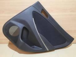 Обшивка двери задняя правая Hyundai Solaris RB 2010-2017 G4FA G4FC [833024L310TCE] 833024L310TCE