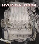 Двигатель Hyundai G6BA | Установка Гарантия Кредит Доставка