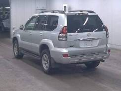 Дверь боковая задняя левая цвет 1D4 Toyota Land Cruiser Prado 120