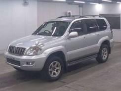Дверь боковая передняя левая цвет 1D4 Toyota Land Cruiser Prado 120