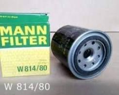 Масл. фильтр MANN W814/80