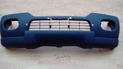 Передний бампер Mitsubishi Pajero Sport 1