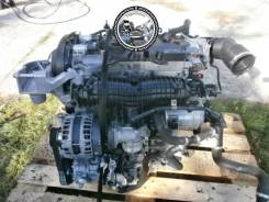 Контрактный Двигатель Volvo, проверен на ЕвроСтенде в Санкт-Петербурге