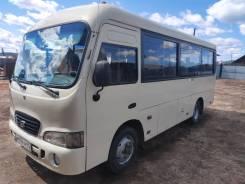 Hyundai County. Продается отличный Автобус !, 18 мест, В кредит, лизинг