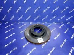 Диск тормозной Toyota Land Cruiser Prado 2005 [4351260151] GRJ120 1GR-FE, передний правый 4351260151