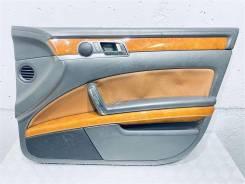 Обшивка двери передней правой (дверная карта) Volkswagen Phaeton Год: 2005