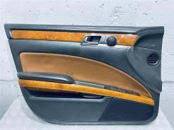 Обшивка двери передней левой (дверная карта) Volkswagen Phaeton Год: 2005