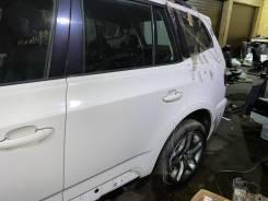 Задняя левая дверь на BMW e83 2009.