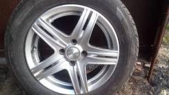 Продам летний комплект колес
