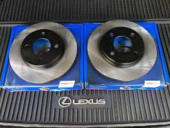 Комплект передних тормозных дисков Avantech BR0304S BR0304S