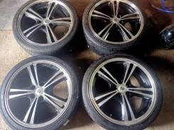 Комплект колес R18 Manary +резина