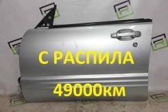 Дверь Subaru Forester SF5 передняя, левая [с распила]