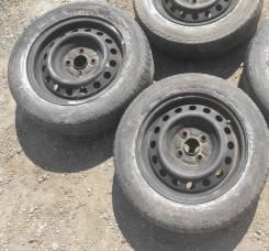Два колеса от тойоты