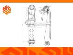 Рычаг подвески JD JDCP526R правый передний