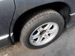 Колеса 215/60 R16, Bridgestone, Nissan