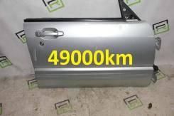Дверь передняя левая Subaru Forester SF5 EJ201 [49000км, с распила]