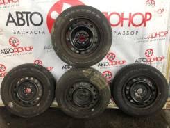 Колеса-диски Toyota с резиной Maximus M1 Maxtrek