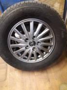 Колеса: диски оригинал Toyota R15 5*114.3 ET 50 без пробега