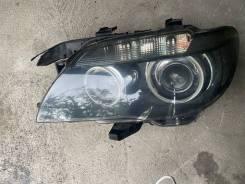 Левая фара BMW 750
