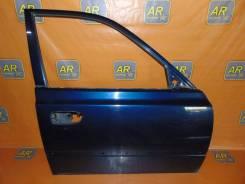 Дверь Hyundai Accent II LC 2005 G4EC (1.5) прав. перед.