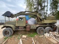 Краз 255. Продаётся экскаватор ЭОВ-4421А на базе КРАЗ 255, 4,00куб. м.