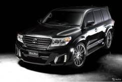 Комплект бамперов WALD Black Bison - Toyota Land Cruiser 200 Series