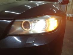 Фары би ксенон BMW E90 E91 LCI рестайлинг