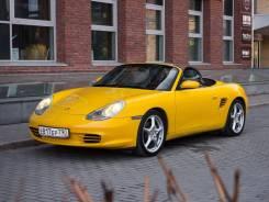 Porsche Boxster. Без водителя