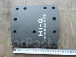 Накладка тормозная DW Prima перед толстая 25T, 4-х осн размер 190*180*18 /14 отв. (HI-Q) HI-Q, 3454105010, 34541-05010