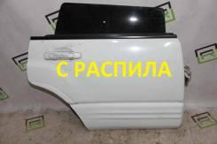 Дверь боковая Subaru Forester SF5 задняя правая [с распила]