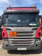 Scania P400. Тягач Скания, 6x4