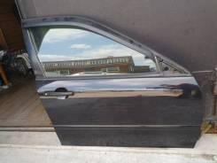 Дверь передняя правая Honda Accord CL1 черная