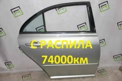 Дверь Toyota Avensis AZT251 задняя правая [с распила]