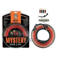 Набор Проводов Для Усилителя Mystery Mak 2.04 MYSTERY арт. MAK 2.04