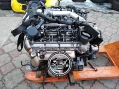 Контрактный Двигатель Mercedes проверен на ЕвроСтенде в Красноярске