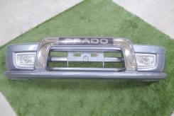Бампер передний Land Cruiser Prado 95 Япония оригинал б/п