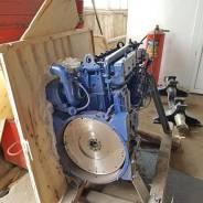 Двигатель WP10 на Shaanxi