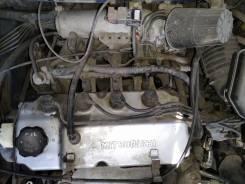Двигатель Mitsubishi 4G13 1.3л