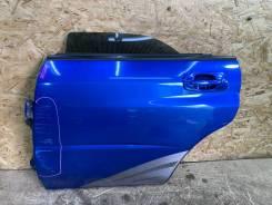 Дверь задняя левая 02C Subaru Impreza WRX GDB GDA GD 00-07