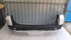 Бампер задний Mitsubishi Pajero Sport 2