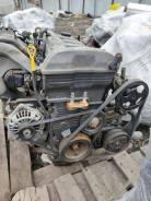 Двигатель FS с навесным видео работы с распила! Mazda Capella GWEW