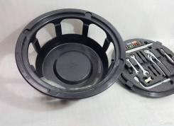 Домкрат с инструментами Mercedes W220,W215