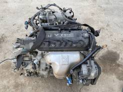 Двигатель ДВС f20b Accord CF4
