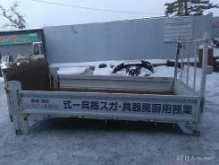 Кузов грузовой Mazda Titan, SYF6T, RFT, 087-0000370
