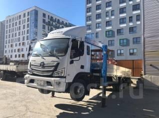 Foton. S120 эвакуатор с КМУ и автовышкой, 3 800куб. см., 6 999кг., 4x2