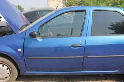 Renault Logan 1 дверь передняя левая