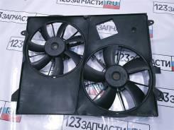 Диффузор радиатора в сборе Chevrolet Captiva C140 2012 г