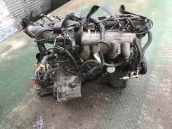 АКПП контрактная Nissan QG18DE HU14 RE4F03B FQ38 0082