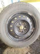 Продам комплект колёс R14 на дисках от тойоты.